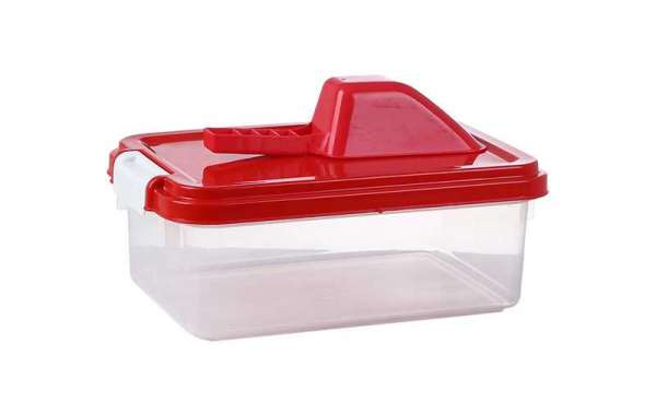 Types of Airtight Dog Food Containers