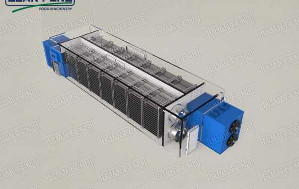 Processing Current Situation of Vegetable Processing Machine