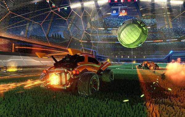 Crop accompany from all platforms of Rocket League