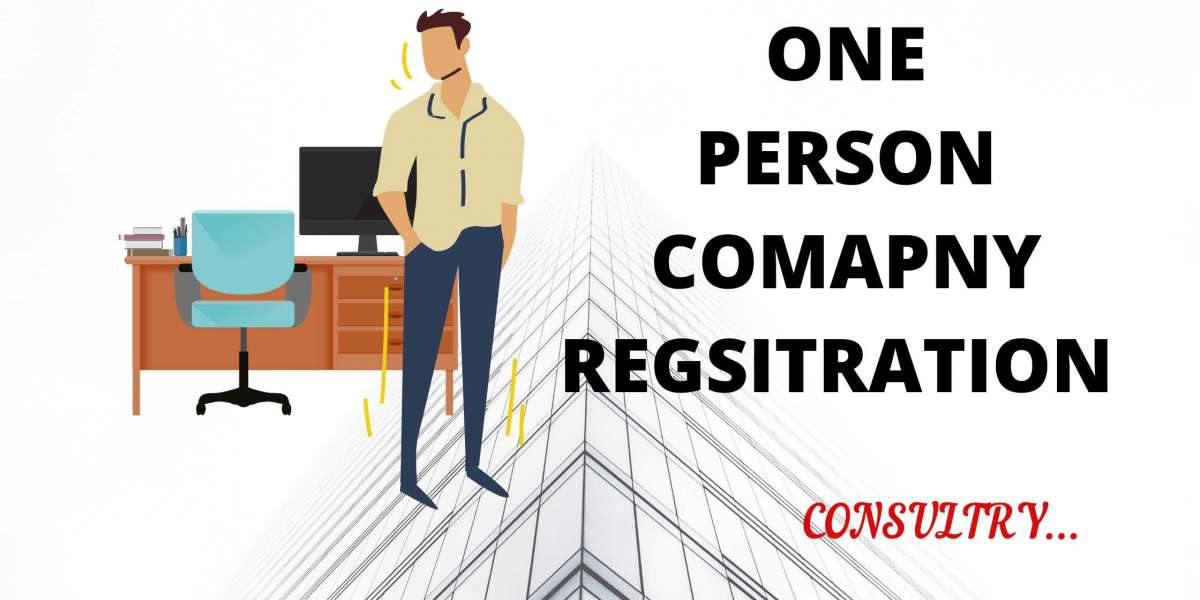 How to get One Person Company Registration in Bangalore?