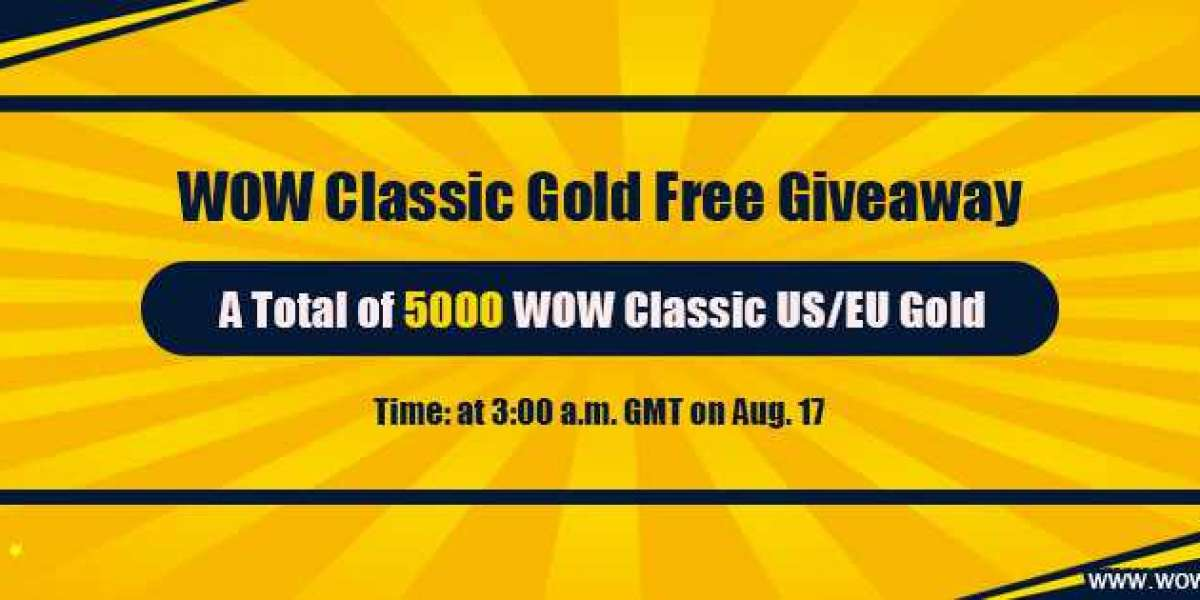 Getting Free gold buy wow classic to Ready for WoW Shadowlands Aug.17