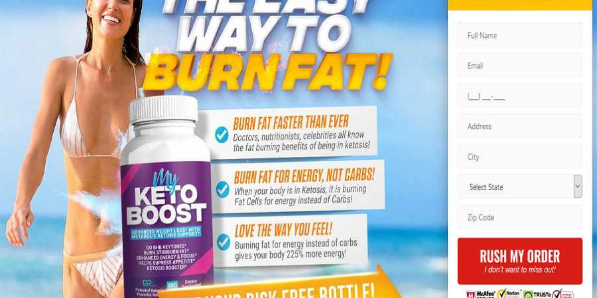 My Keto Boost: Shark Tank Pills Reviews {Scam, Price to Buy} Side Effects