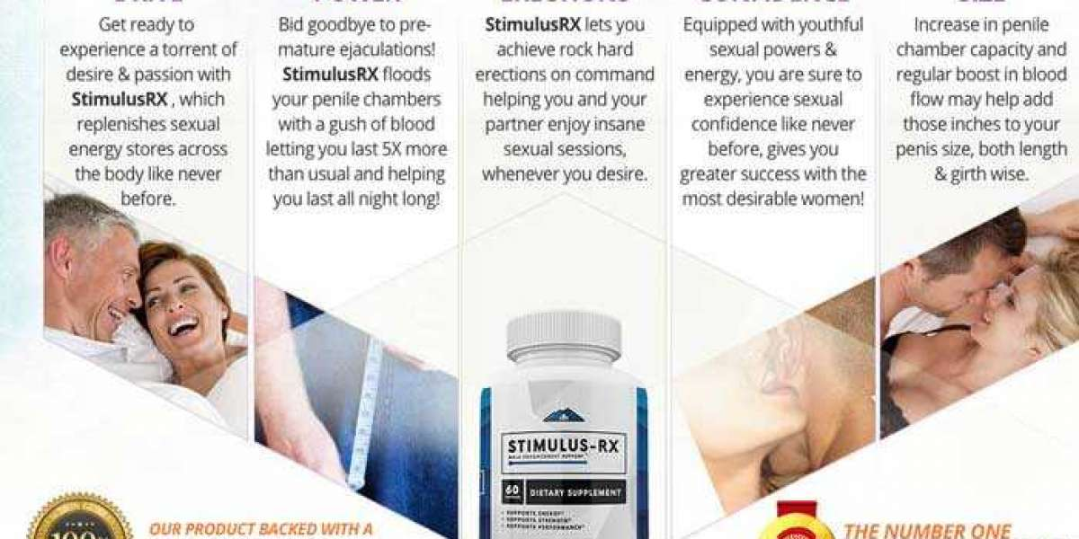 Stimulus Rx - Reinvent your body! !