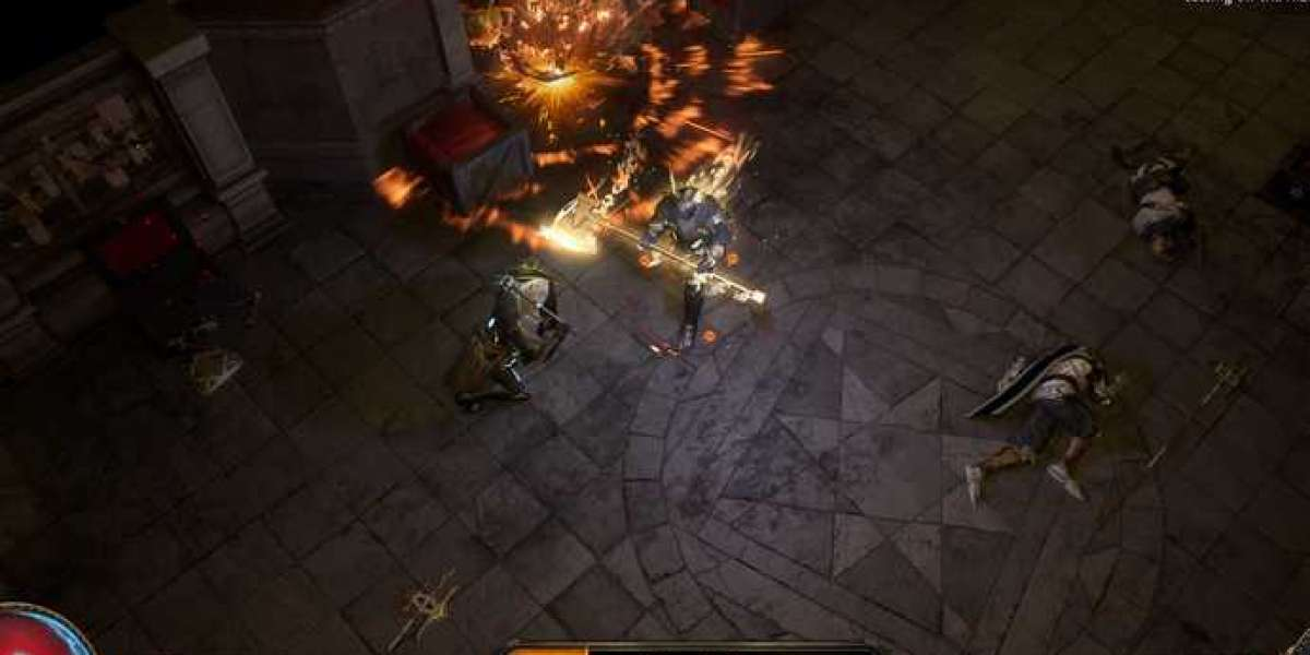 Path of Exile: Two Outstanding Heist Buildings