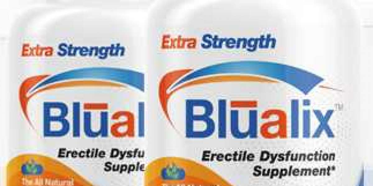 Blualix Male Enhancement - Scam or Legit product? Get Free Trial Here!
