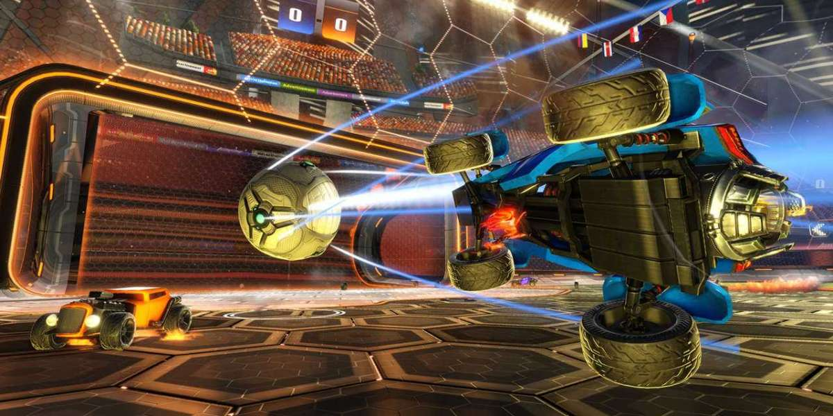 The North American and European Rocket League Championship Series