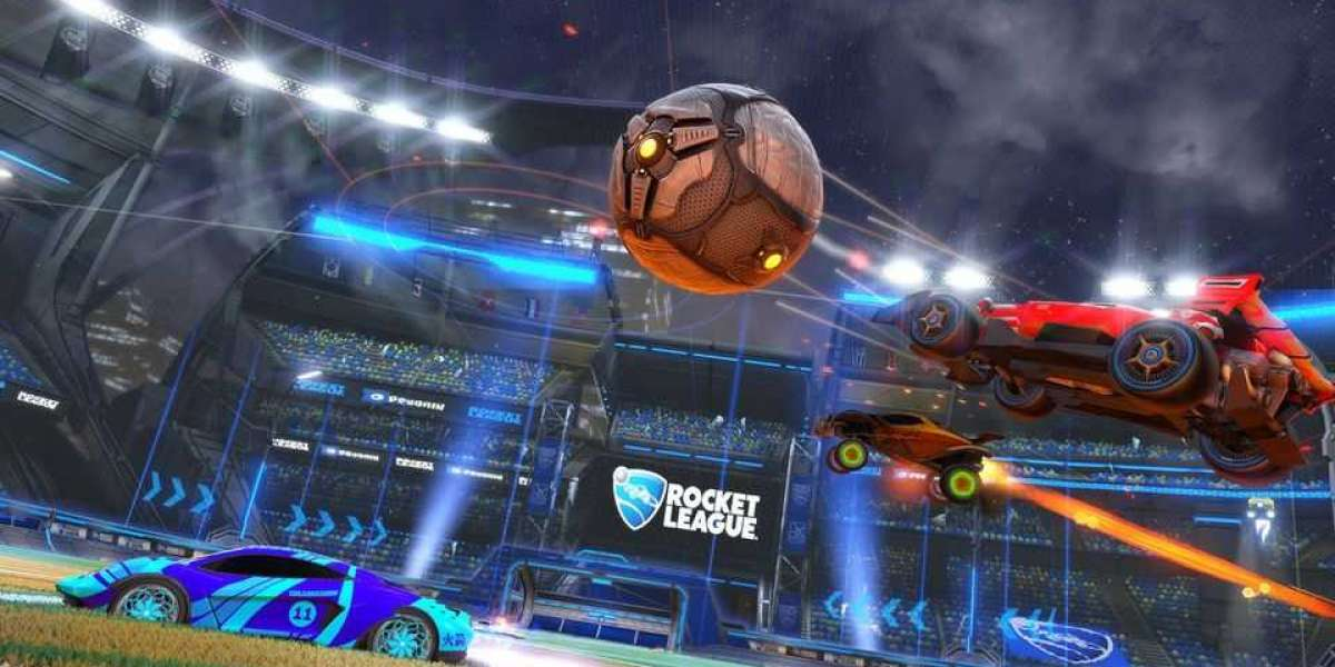 Rocket League is a vehicular soccer video game advanced