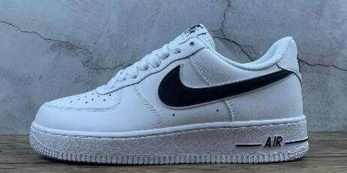 Nike Air Force 1 07 3 AO2423-101 White Black for Cheap Sale