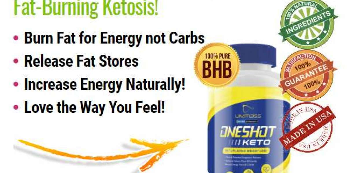 One Shot Keto Formula - Why You  Need To Use Pills?