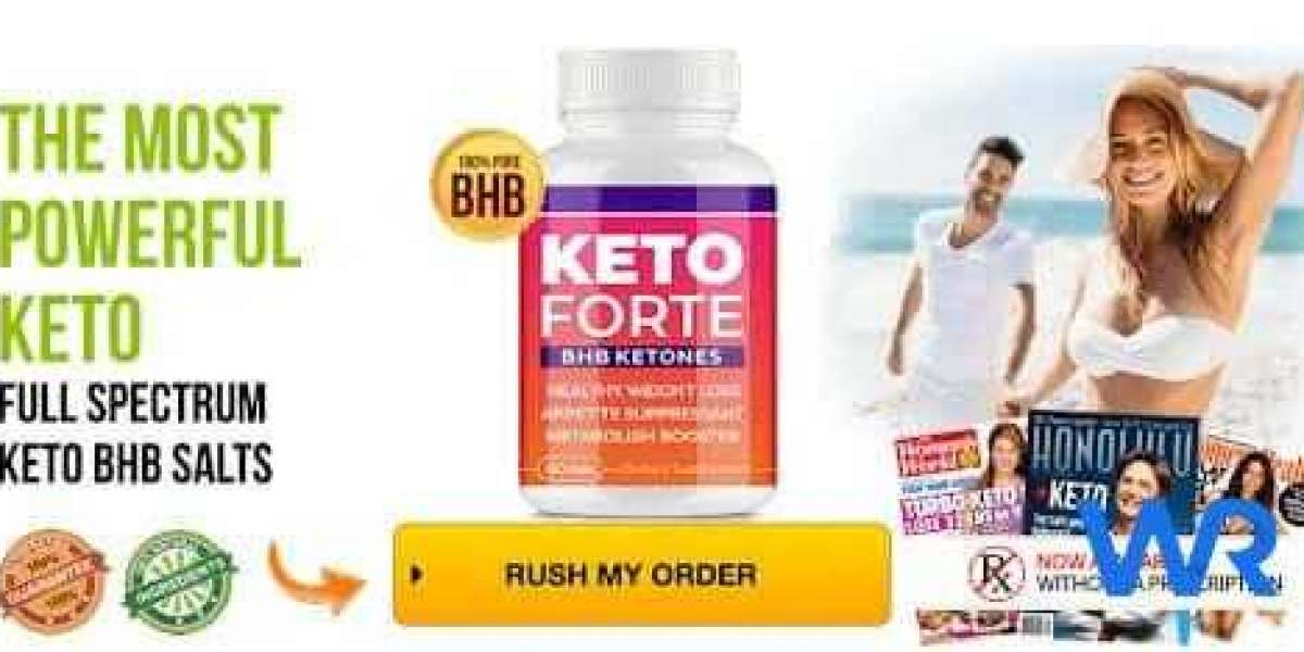 Keto Forte Full Reviews - Amazing Result Of Using Keto Forte For Weight Loss.