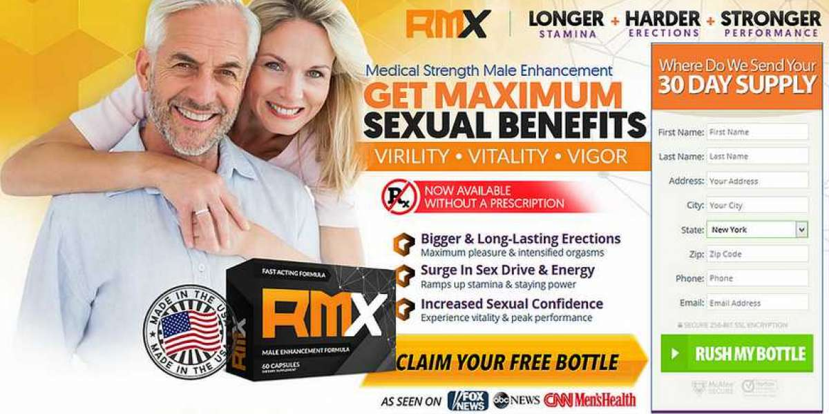 What is RMX Male Enhancement?