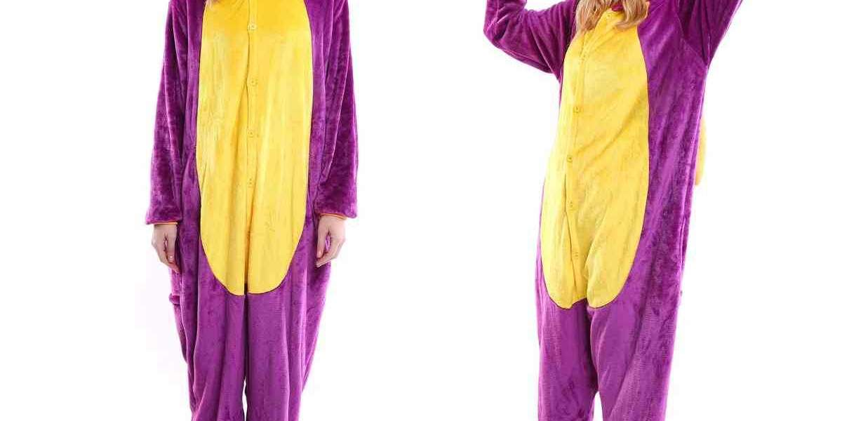 Decorate Your Kids' Room With Onesie Animal Costume