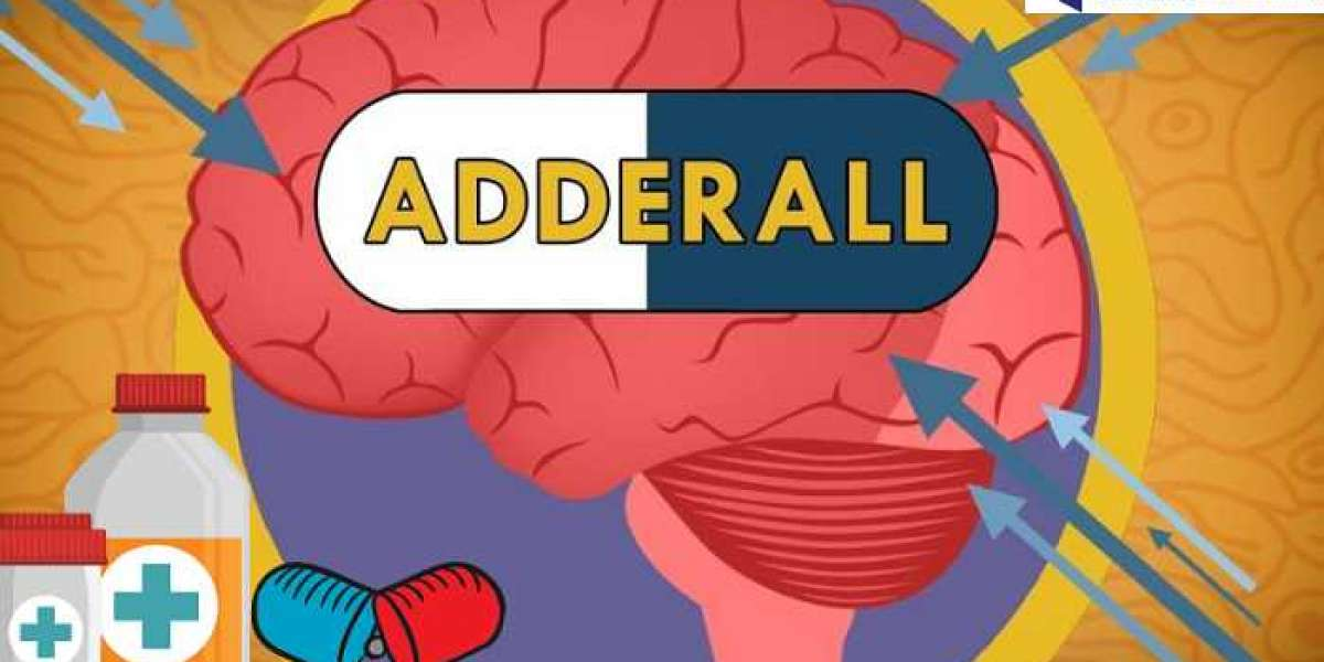 How does Adderall affect mental and physical health?