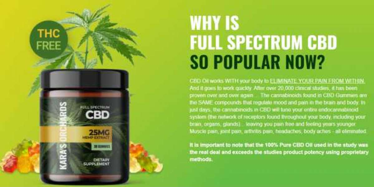 How to Purchase Karas  Orchards CBD Gummies?