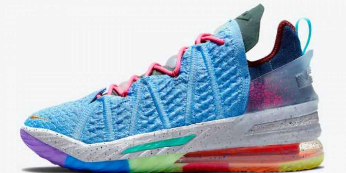 Have you owned the LeBron 18 What The?