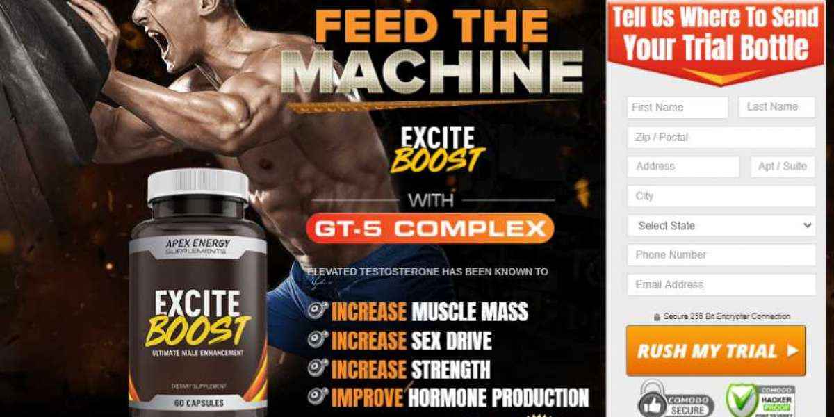 10 Excite Boost MuscleThat Will Actually Make Your Life Better!!