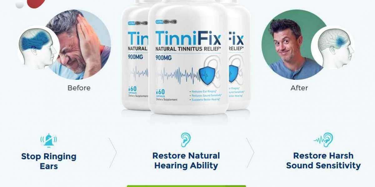 What are the TinniFix ingredients added?