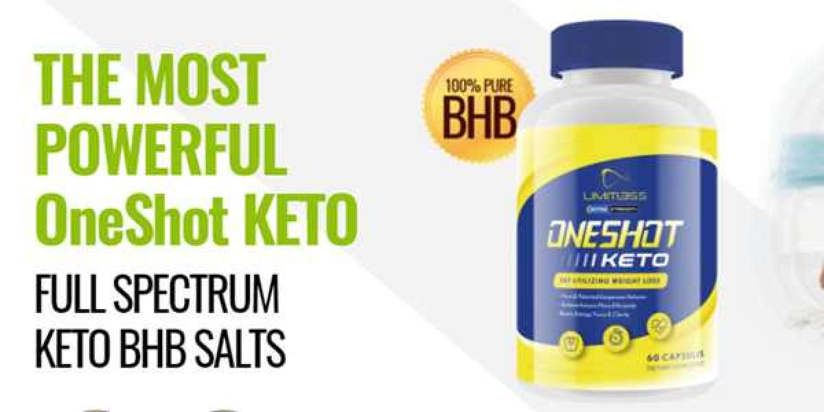 What Is One Shot Keto & How Does It Cause Weight Loss?