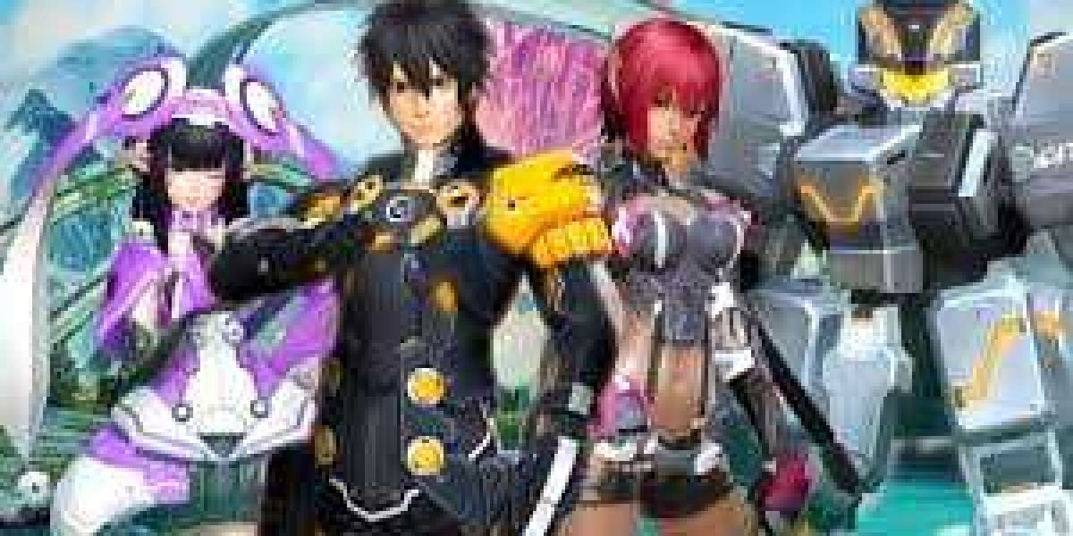 Phantasy Star Online 2 now has one million players worldwide