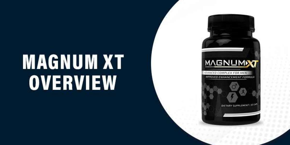 Magnum XT Male Enhancement – A Natural Way To Boost Testosterone!