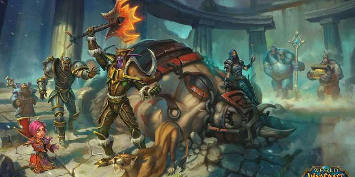 World of Warcraft's beloved Barrens is a new expansion of Hearthstone