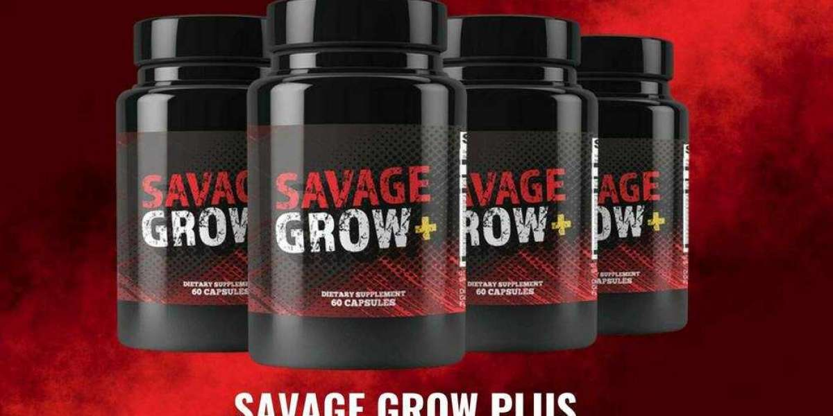 Savage Grow Plus (Official Reviews & Update): Benefits And Used (+ Side-Effects)