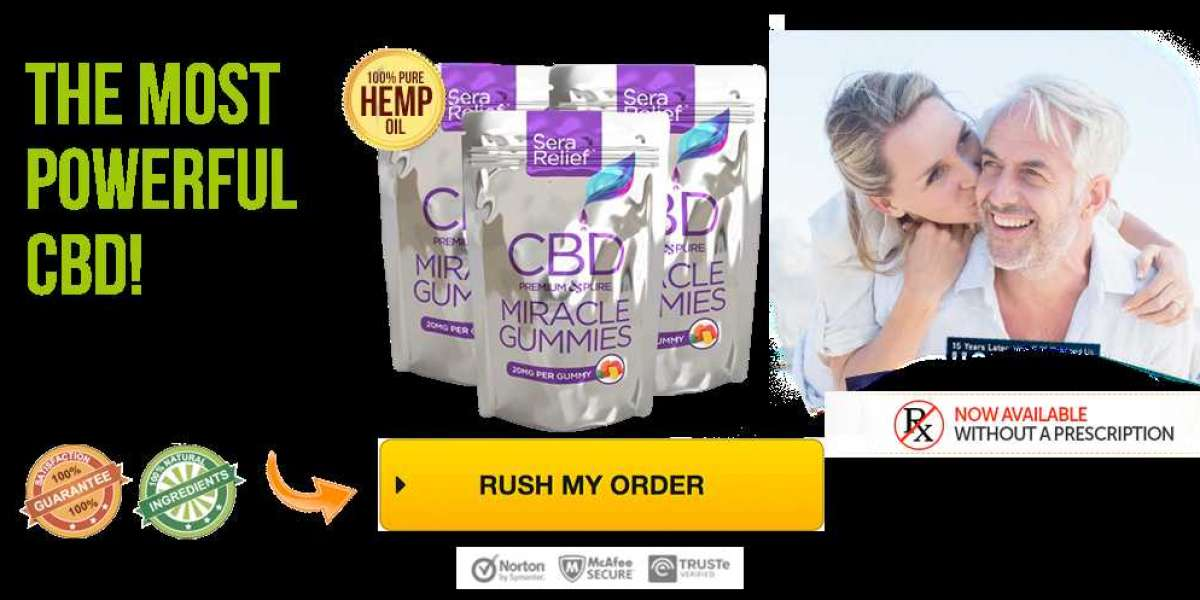 Sera Relief CBD Gummies Reviews And Price Updates