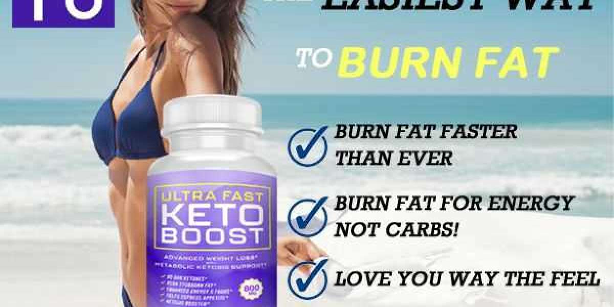 What Is Considered Ultra Fast Keto Boost?