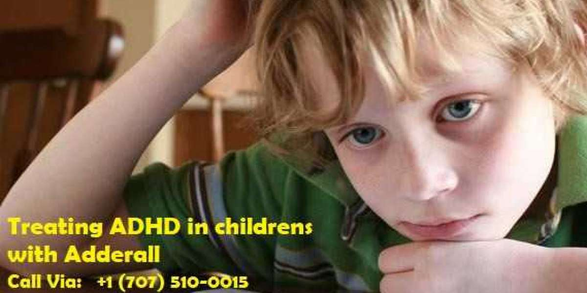 Treating ADHD in children with Adderall is safe?