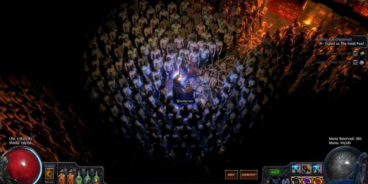 Path of Exile has inspired fewer and fewer players on Steam