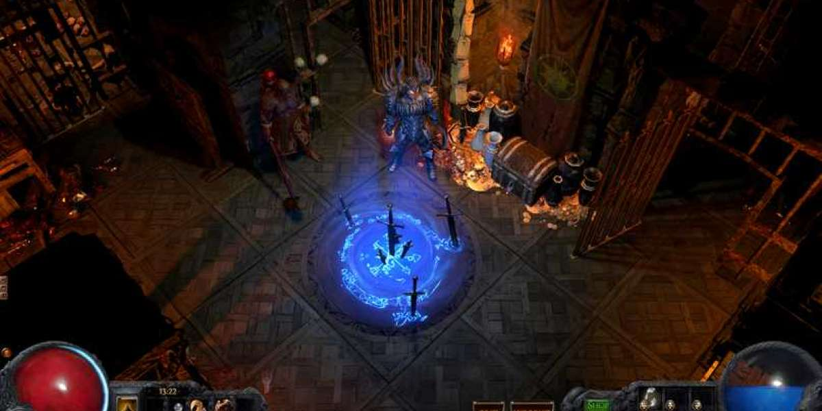 Some changes in the Path of Exile expedition