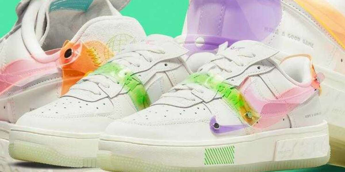Nike Air Force 1 Fontanka Have A Good Game Coming on the Way