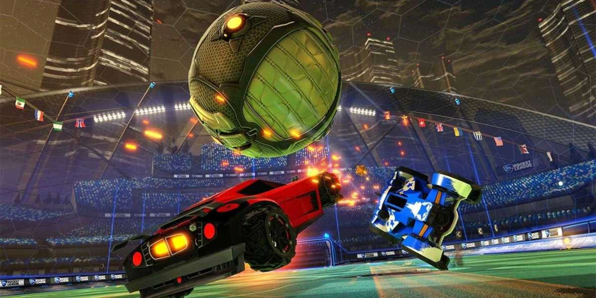 The new season of Rocket League is here