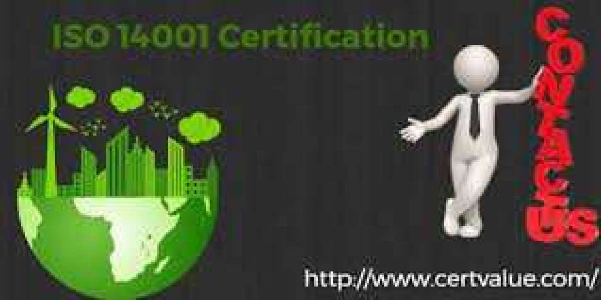 How can ISO 14001 certification in Qatar help improve a company's total quality management?