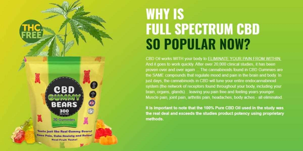 Russell Brand CBD Gummies UK : Helping your Health become better